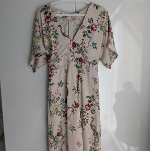 DRA Avian Kimono Midi Dress